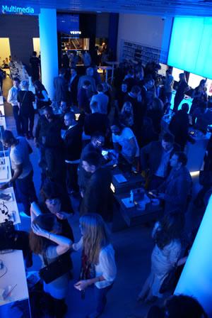 Nokia Flagship Store Opening: Regent Street, London