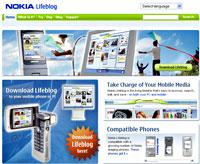 Nokia Launches Lifeblog 2.0