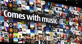 Sony BMG Signs Up To Nokia's 'Comes With Music' Unlimited Download Service