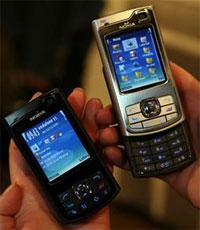 Nokia N92 With DVB-H Receiver, N80, N71 Announced