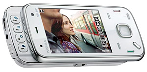 Nokia N86 Officially Announced - Nokia's First 8MP Snapper