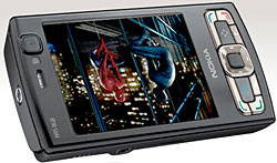 Nokia Ships Updated N95 Phone Packing 8GB