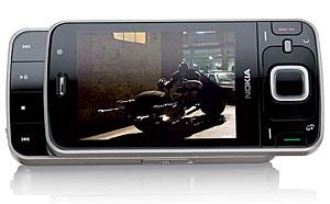 Nokia High End N96 Announced