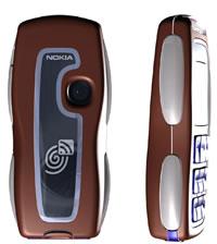 Nokia NFC shell