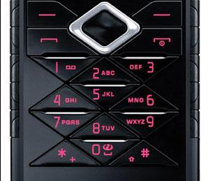 Nokia Prism Mobiles Go Toblerone Crazy