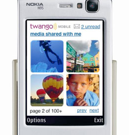 Nokia Acquires Media Sharing Site Twango