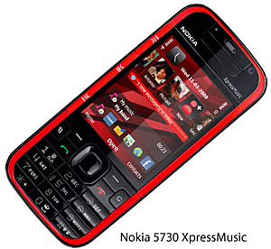 Nokia Shimmy Out Three New Music Handsets