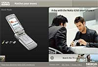 Nokia Audio Messaging
