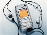 High End Nokia 6680 Camera Smartphone Starts Shipping