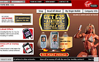 NTL Bids To Takeover Virgin Mobile