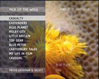 ntl VOD BBC Pick of the week