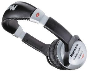 Numark HF-125 Dual-Cup DJ Headphones: Review