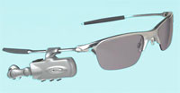 Oakley and Motorola launch RAZRWIRE Bluetooth Sunglasses