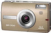 SP-700 Digital Camera Announced by Olympus