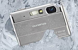 Olympus Stylus 1050 SW Says,