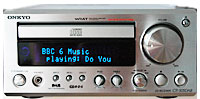 Onkyo CR-505DAB CD Receiver Review