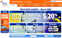 Brits Love Online Banking As Alliance & Leicester Introduce New Security