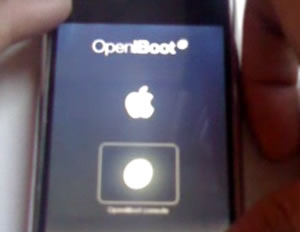 OpeniBoot: Linux On The iPhone (Video)