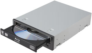 Optiarc BD-M100A: Blu-ray Burner First From Sony NEC