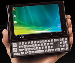 OQO Model 02 Ultra Mobile PC Gets Updated
