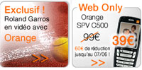 EDGE Consumer Service Launched By Orange France