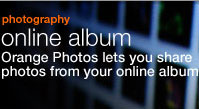 Orange Mobile Photography Service Launches