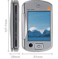 SPV M5000: Orange 3G Smartphone In The Shops