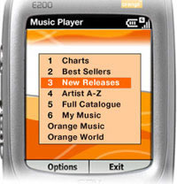 'Great For Music' Handsets And 'Find Music' Programme Launched By Orange  UK