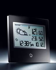 Oregon Scientific Release Thin Projecting Clock And Weather Station