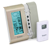Oregon Scientific Wireless Easy Weather System Pro