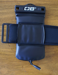 OverBoard Pro-Sports Waterproof MP3 Case Review (65%)
