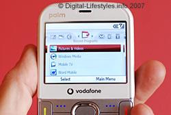 Palm Treo 500v Smartphone Review (Part 3: 87%)