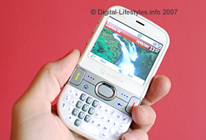 Palm Treo 500v Smartphone Review (Part 2: 87%)