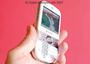 Palm Treo 500v Smartphone Review (Part 2: 87%)