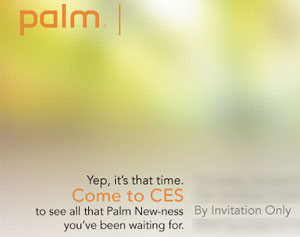 Palm Nova OS To Be Unveiled At CES