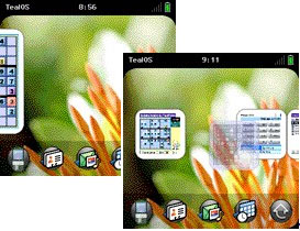 TealOS For Palm Serves Up WebOS-Lite