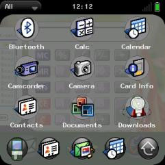 TealOS For Palm Serves Up WebOS-Lite