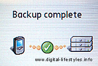 Palm Releases Backup Program For Treo Users