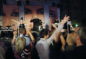 Palm Treo Pro London Launch Rocked By The Human League