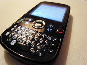 Palm Treo Pro UK Launch: Near Live Report