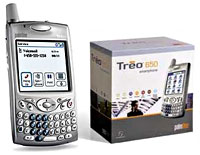 O2 Adds Palm Treo 650 Smarphone To Line Up