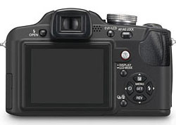 Panasonic DMC-FZ18 Superzoom Camera Announced
