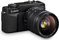 Lumix DMC L1 SLR Announced by Panasonic