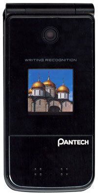 Pantech PG-2800 Mobile Offers 'Finger Writing Recognition Phone'