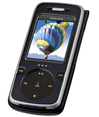 Pantech PG-3600v Phone Adds Video Editing