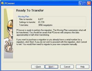 PCMover Vista: Transfer Your PC Life To Vista