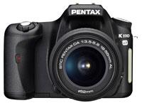 Pentax Announce K100 And K110D dSLR Cameras