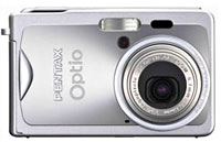 Pentax Optio S7 Announced