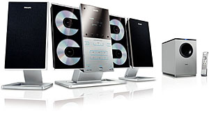 Philips DVD Micro Theatre MCD299