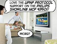 Showline MCP 9350i Media PC Announced by Philips